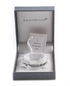 Christening hrt bangle
