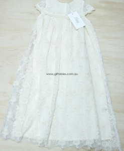 XS16566-SS-LACE-LONG-CHRISTENING-GOWN-RICH-CREAM-FRONT