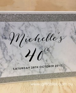 birthday-guest-book-marble-glitter-silver