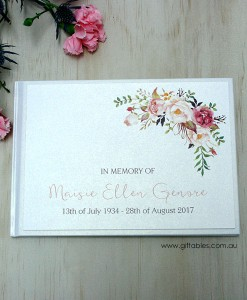 personalised-guest-book-wildflower