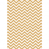 CHEVRON-GOLD-FOILED-A4