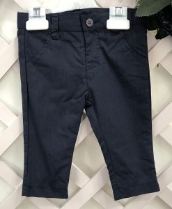 Charlie navy lined pants
