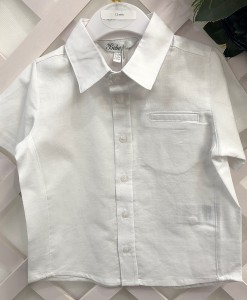 Chase White SS Shirt