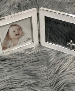 Christening-double-frame