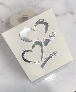 Favour Box Twin Heart 1