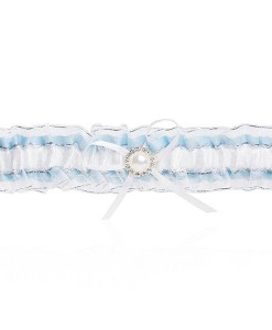 Garter-blue-with-round-pearl