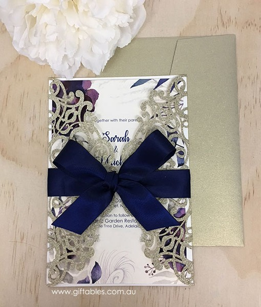 Lasercut-Purple-Bouquet-Invitation-1