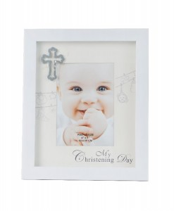 My Christening Day Frmae 4x6