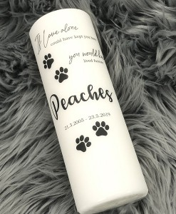 Pet Candle - Peaches