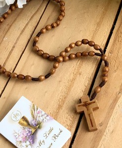 Rosary-Beads-Wooden-with-Prayer-Book