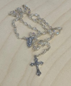 Rosary clear