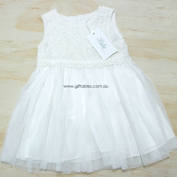 Bebe Yorke Lace Dress Giftables