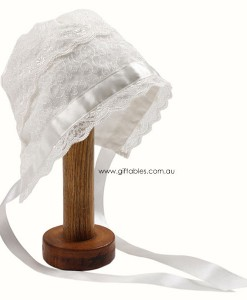 XS16574-Lace-Bonnet-Ivory-Lace
