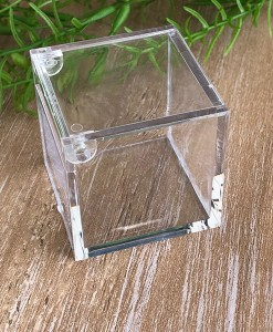 acrylic favour box