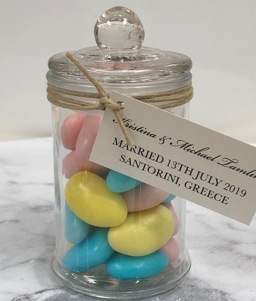 candy jar favour 1