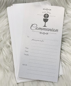 communion Invite Cup
