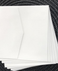 envelope 105sq marshmallow white