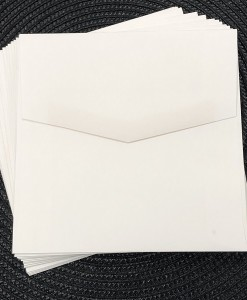 envelope 150sq marshmallow wh