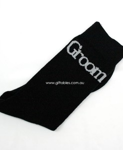 groom-socks
