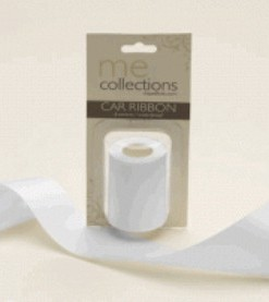 car-ribbon-white