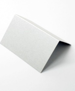 metallic-silver-place-cards