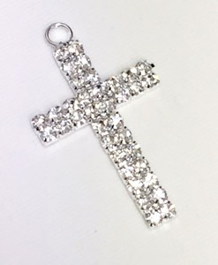 large-diamante-cross