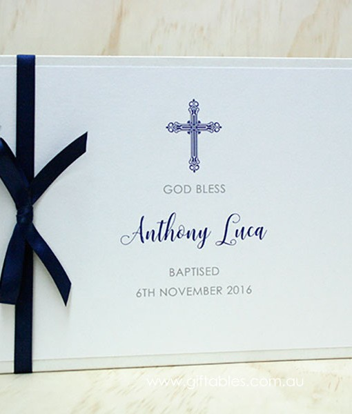 personalised-baptism-guest-book-navy-cross