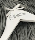 personalised kids hanger 1