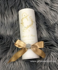 personalised-wedding-candle-marli-reece