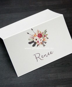 place-cards-barndance-bouquet