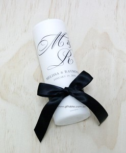 wedding-candle-signature