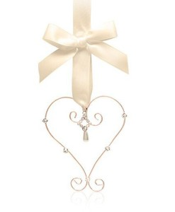 wedding charm heart 625RG